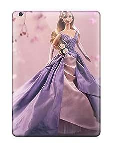 Premium Amazing Barbie Barbie Heavy-duty Protection Case For Ipad Air