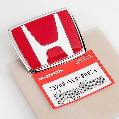 Genuine OEM Honda NSX R77 91-01 Emblem 75700-SL0-000ZA OEM made Japan