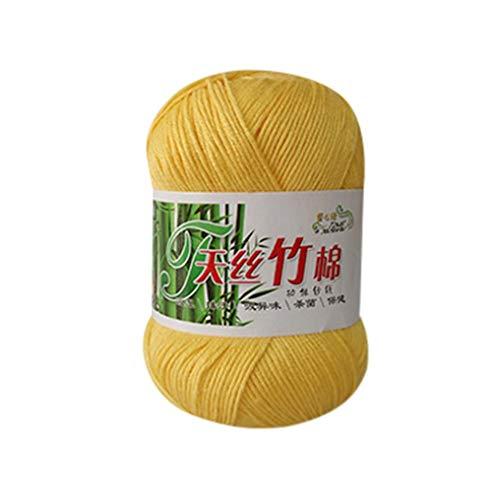 Tricot La Winkey Tricoter Pour Le 50 Vêtements Laine Main nbsp;g Chaud 26 16 Doux Bambou À Pelote Couvertures De Coton Crochet Naturel C4rwCP