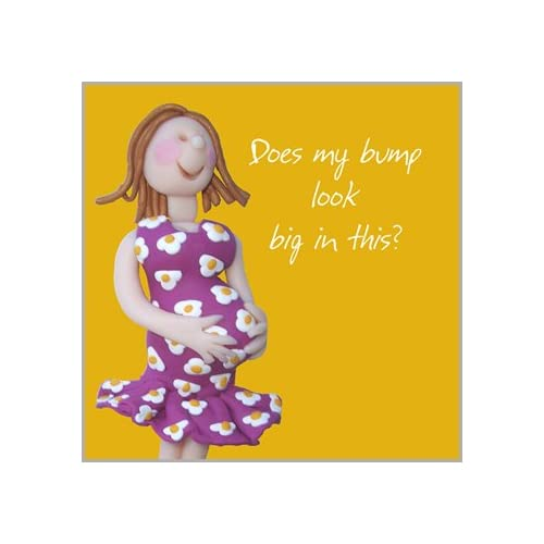 bump mum to be card perfect for a baby shower - Baby Shower Cards