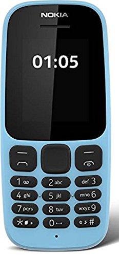 Nokia Ta -1010/ Nokia 105  (Blue)