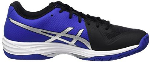 Hombre Blue Zapatos Tactic Asics de Gel Black para Silver Voleibol Asics Negro fxOY1nx