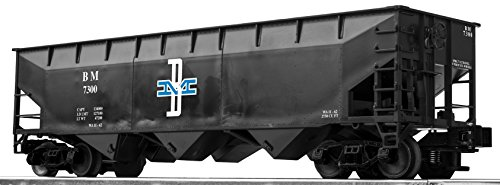 LionScale Boston & Maine 3-Bay Offset Hopper 6-PacK # - Lionel 3-16070