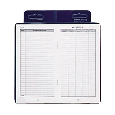 amazon com dome publishing deluxe auto mileage log book so12