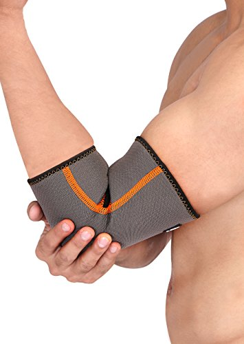 Small Elbow Support Brace - Breathable Compre...