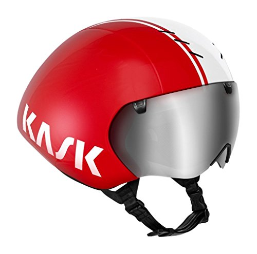 Kask CPSC Bambino Pro Bike Helmet, Red/White, Large