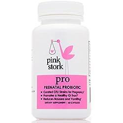 Pink Stork Pro: Pregnancy Probiotic