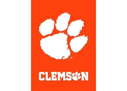 With a Purpose New! Clemson Tigers Blanket for a Blanket - 50'' x 70'' - Buy 1 GIVE 1 (Prime, Beach, Football, Gift, Present, Birthday, Anniversary, University, Throw, Soft, Cozy, Summer) by With a Purpose