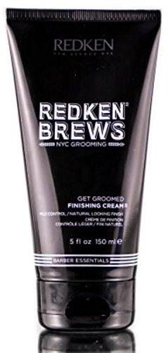 Get Groomed Finishing Cream By Redken for Men, 5 Ounce