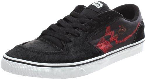 Vans TNT 4 Neckface Pony Hair Black Shoe F3Z2MY (UK10)  Amazon.co.uk  Shoes    Bags 9c1ba7bec
