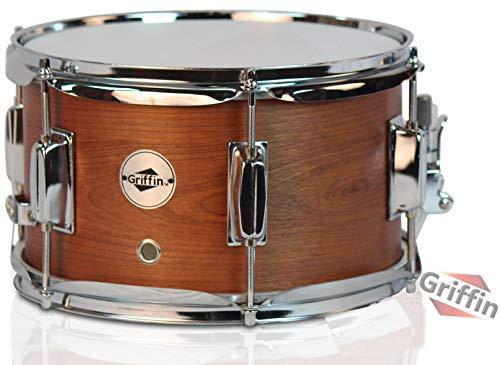 Popcorn Snare Drum by Griffin Soprano Firecracker 10
