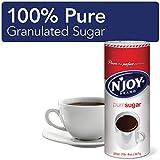 N'Joy Sugar Canister, 20 Ounce