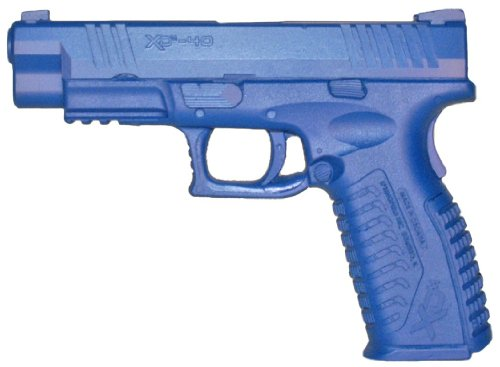 Ring's Blue Guns Springfield XDM 40 Blue Training Gun