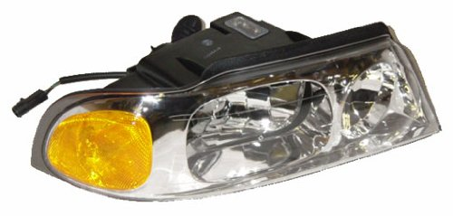 Unknown OE Replacement Lincoln Navigator Passenger Side Headlight Assembly Composite Partslink Number FO2503175