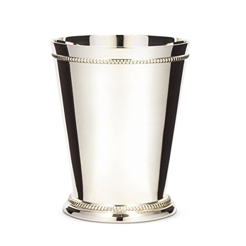 Cocktail Kingdom Julep Cup - Silver-Plated / 12oz (360ml) (Stainless Julep Steel Cup)