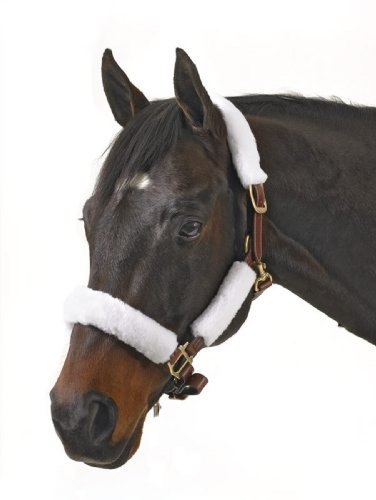 (Ovation Centaur Fleece Halter Tube Kit w-Velcro )