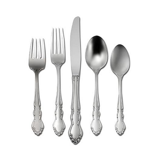 Oneida Satin Dover 5-Piece Place Setting, Service for 1