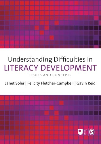Understanding Difficulties in Literacy Development: Issues and Concepts (E801 Reader)