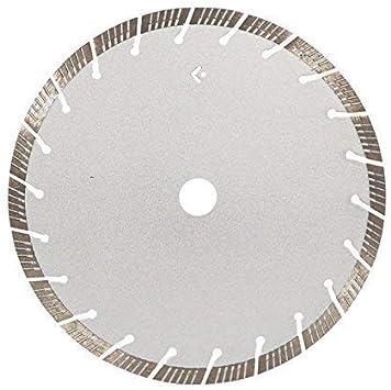 Hoja diamantada 150 x 22,2 POWERDRIVE, para Bordillo, ESPARADRAPO, Tejas ,albañilería,altbeton: Amazon.es: Bricolaje y herramientas