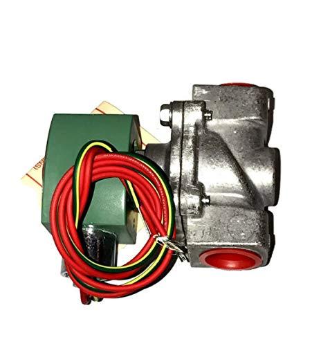 "ASCO 3/4"" 8040G123C0400F3 Fuel Gas Valve from Asco"