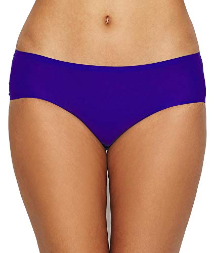 - Chantelle Soft Stretch Hipster, One Size, Blue Klein