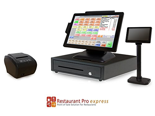 Restaurant Pro Express Bundle - Parent (Add: LCD Display)