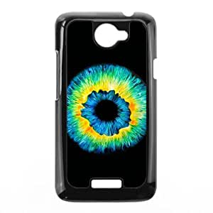 HTC One X Phone Case Covers Black Eye WXY Top Cell Phone Cases