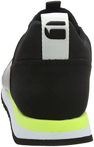 Sneaker G 990 Nero Uomo Black STAR Deline RAW qPFpaPt