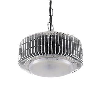 Viugreum Foco UFO 200W, Lámpara LED UFO Super Brillante Iluminación Comercial Industrial,6500K: Amazon.es: Iluminación