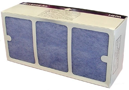 Surround Air Multi Tech Spare HEPA Filter for XJ-3000 Series Air Purifier by Surround Air
