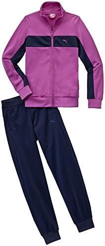 PUMA Trainingsanzug Fun Poly Suit Closed G - Chándal para niña ...