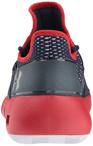 Midnight Armour Navy Men's Red Basketball Low Under 401 5 Shoe Drive 0xqgB0dwp
