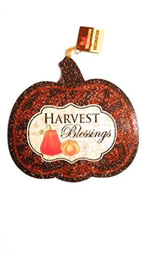 Harvest Blessings Pumpkin - 7