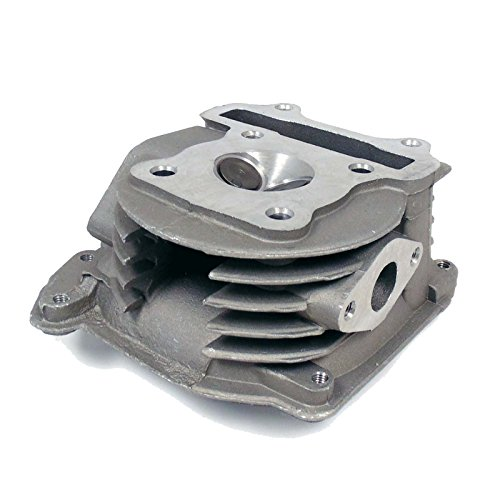 (Cylinder Head for QMB139/GY6 Engines with EGR 70mm Valves (0227_70))