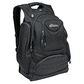 Amazon.com: OGIO Metro Street Computer Laptop Backpack, Black ...