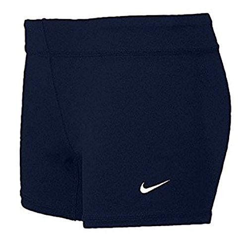 - Nike Performance Womens Volleyball Game Shorts (Medium, Navy)