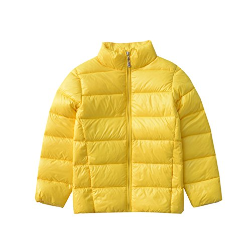 ralight Packable Down Jacket 5/6 Yellow ()