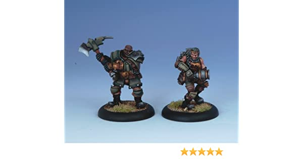 Devil Dogs Blister Pack Warmachine
