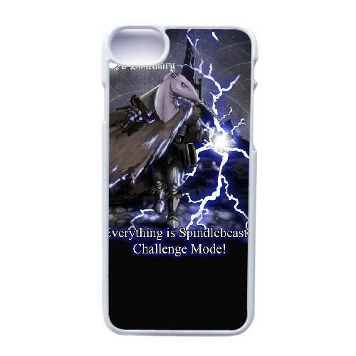 Salt and Sanctuary Hard Plastic Snap-On Case Skin Cover For iPhone 7 4.7 inch White Phone Case TTCE496
