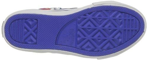 Converse Pro Blaz Lea Hi 309970-52-33 - Zapatillas para mujer Blanco (Blanc (Blanc/Bleu/Rouge))