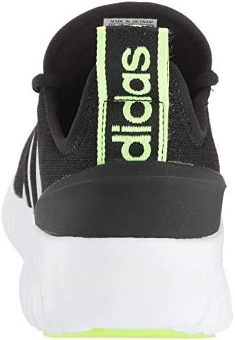 41KBUNs0YyL. AC adidas Men's Kaptir Running Shoe    Play hard or take it easy. These adidas running-inspired shoes are ready for anything. The mesh upper offers a sock-like feel. Soft cushioning means comfort when you explore a street fair or head out of town for the weekend.