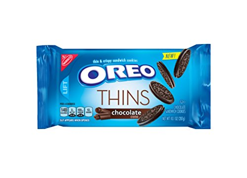 Oreo Thins Sandwich Cookies Chocolate product image