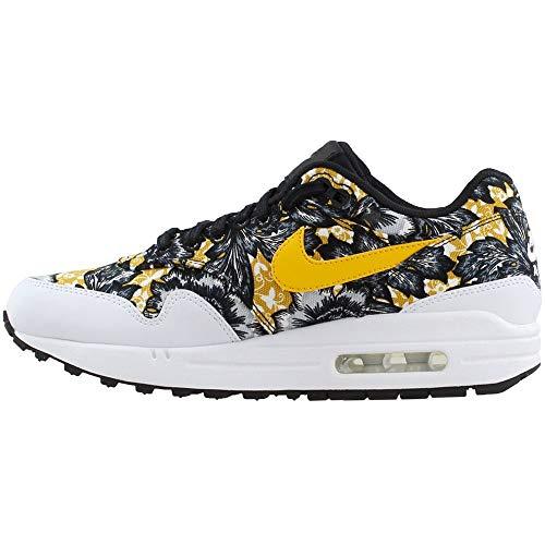 Shoes black Qs White Air B 5 Us Nike 5 Women's 1 633737 Max m 100 Gold university qX4Cz