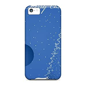 Excellent Iphone 5c Case Tpu Cover Back Skin Protector Xmas Christmas