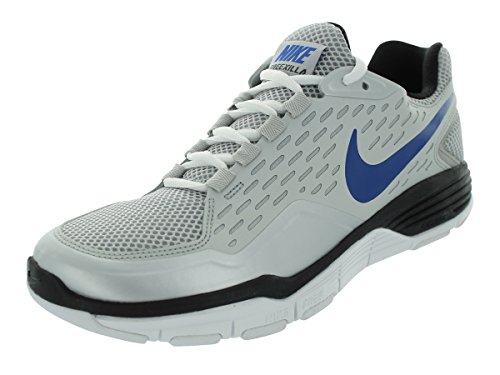Nike Zoom Pegasus 33 (Gs), Zapatillas de Running para Hombre Azul (Azul (game royal/metallic silver-photo blue))