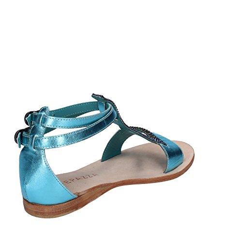 Apepazza Damen Sandalen Blau Blau