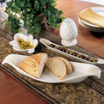 - Lenox Butler's Pantry Italia Earthenware Olive Tray