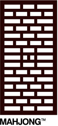 OUTDECO Mahjong Decorative Panel - 24 in. x 48 in. x 5/16 in. by OUTDECO