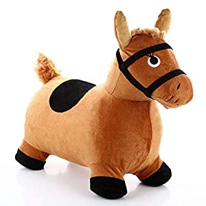 Tickles Inflatable Jumping Horse Animal...