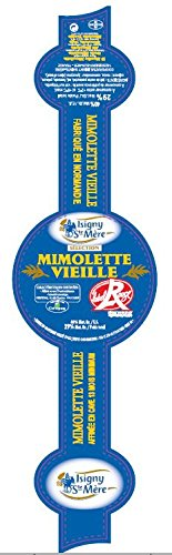 French Cheese Mimolette Vieille, 12 Months - 6.6 Lbs by Isigny (Image #2)
